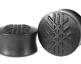 Web of Wyrd  Handmade Ear Plugs/Gauges/Stretchers/Custom sizes10mm-40mm