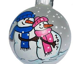 Pregnancy Ornament - Expecting Ornament - Pregnant Ornament - Mother-To-Be Ornament - New Mom Ornament - Dad Ornament - Mom To Be Ornament