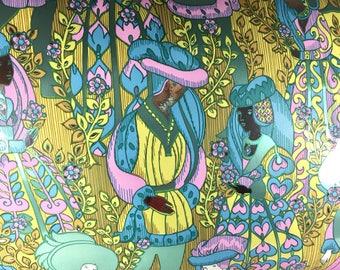 Wallpaper remnants etsy for Wallpaper remnants