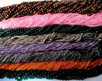 Natural stones beads Crystal,Labradorite,Rose Quartz,Amethyst,Carnelian,Smokey quartz Tiger Eye,green jade Lapis 8 mm