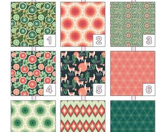 Decorative Throw Pillow Cover ... { Florabelle } Joel Dewberry - Pink Palette