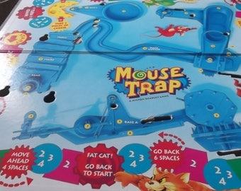 1994 Mouse Trap  Game Board Replacement