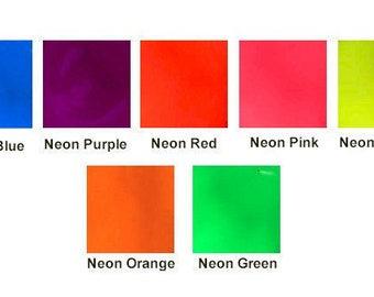 8 Ounces Tru Colors Neon Soap Color
