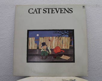 "Cat Stevens - ""Teaser and the Firecat"" vinyl record"