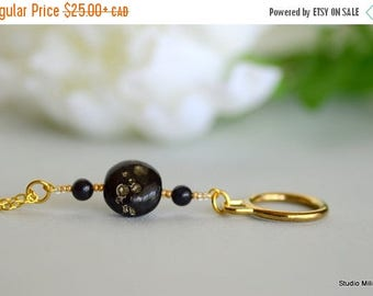 ON SALE Black Glasses Chain, Gold Eye glass Chain, Black & Gold Glasses Holder, Eyeglass Holder Necklace, Spectacle Necklace, Women, Canada