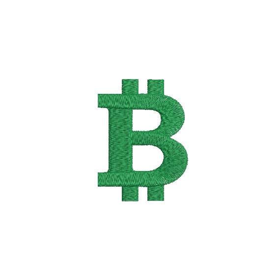 Machine Embroidery Design Instant Download - Bitcoin 1 ...