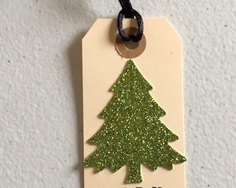 Merry Christmas Tags - Christmas Present Tags - Christmas Gift Tags