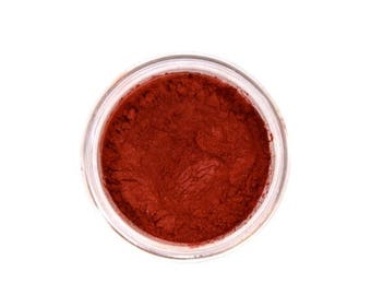 SALE Brickhouse - Red Eyeshadow - Natural Makeup - Mineral Cosmetics - Vegan Cosmetics - Cruelty Free