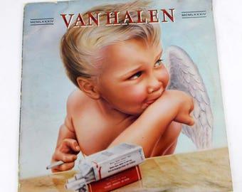 Van Halen 1984 Vinyl LP Record Album 1-23985