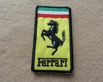 Ferrari     Patch