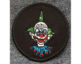 Klown Invader #2 patch horror comedy