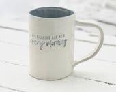 Quote Mug: His Mercies Are New