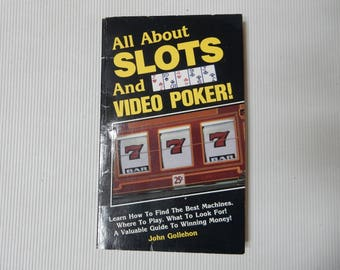All About Slots and Video Poker!