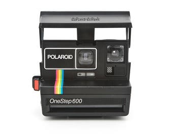 Polaroid OneStep 600 Instant Camera - Film Tested and Working