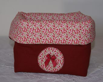 Basket Organizer liberty Red