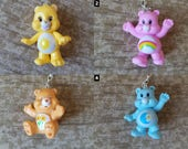 Care Bear Keychains - Select Style - Care Bears