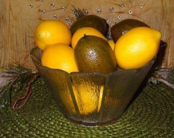 Fake Lemons / Faux Lemons / Fake Limes / Faux Limes / Fake Citrus Fruit / Faux Citrus Fruit / Wreath Fruit / Craft Fruit / Fake Fruit
