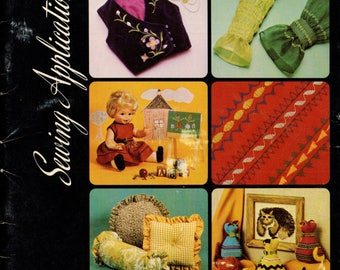 Singer Athena 2000 Sewing Applications  Guide 1975