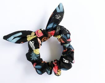 Lucy and Mabs Pinup Bow Scrunchie/ Hair Tie/Rifle Paper Co