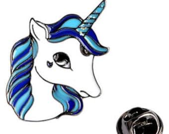 Unicorn pin