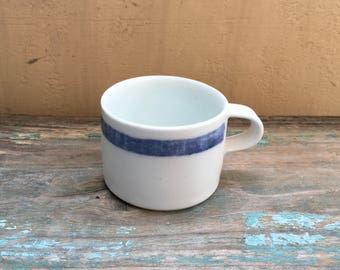 blue-and-white porcelain coffee cup #9