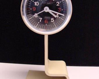 vintage Jerger alarm clock, sixties