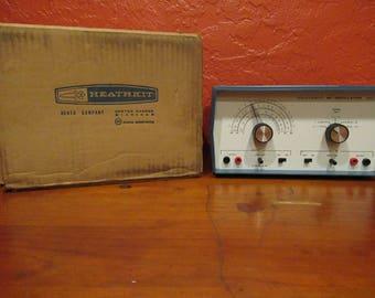 Heathkit RF Oscillator