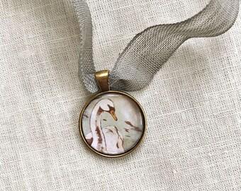 Swan Guide Pendant Gift Set