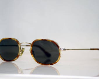 GUCCI Vintage Circa 1990 Mens Designer Sunglasses GG 1366 1HM 11991