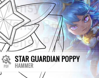 Star Guardian Poppy - Blueprint Cosplay League of Legends