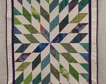 MSQC Starburst Quilt Pattern : starburst quilt - Adamdwight.com