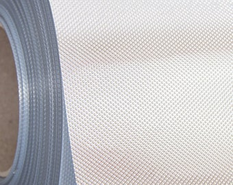 Embossed Silver Metallic 20 inches Heat Transfer Vinyl Film By The Yard