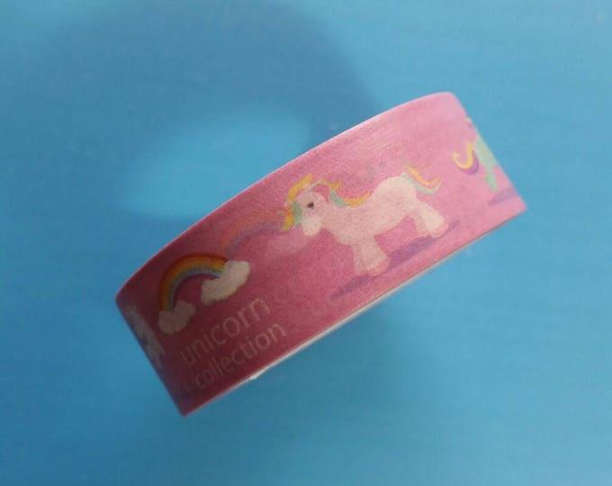 Unicorn Washi Tape Roll