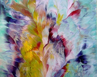 FLORAL ABSTRACT 14