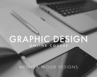 Graphic Design | Online Course - Grow your online Etsy Shop by learning introductory tools of Photoshop & Illustrator