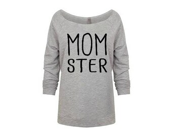 Halloween t-shirt, Womens halloween shirt, halloween shirt, tee shirt, t shirt, womens, women's shirt, halloween, momster, mom shirt