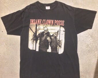 1990s Insane Clown Posse Wicked Clowns T-Shirt