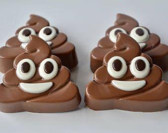 Poop Emoji Oreos