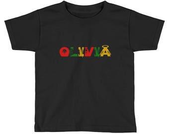 OLIVIA Kids Short Sleeve T-Shirt