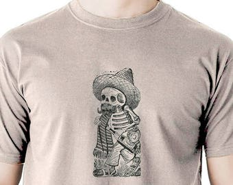 Day of the dead t shirt