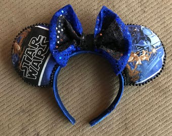 Disney Star Wars Mickey Ears