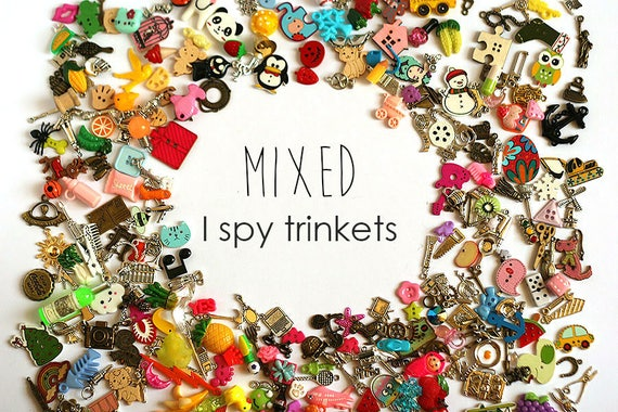 trinkets and beads