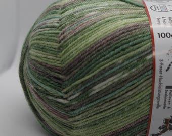 Gardener 9565  - Sport Exklusiv 4 ply Sock Yarn by Opal - sock wool - sokenwolle
