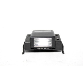 Polaroid flash Maxwell PL 50 [for non foldable Polaroid type 1000 - 2000- 3000 - SX70]
