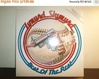 Save 30% Today Vintage 1982 LP Vinyl Record Lynyrd Skynyrd Best of the Rest Near Mint Condition 9286