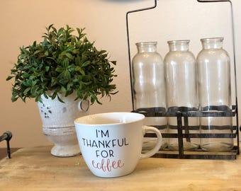 I'm Thankful For Mug