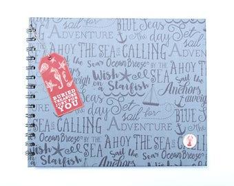 "Travel diary ""Treasure"""
