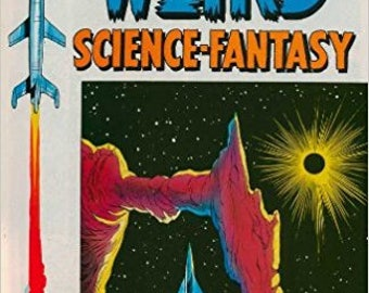 Weird Science-Fantasy Comic Book # 2 1993