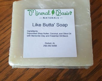 Like Butta' Soap