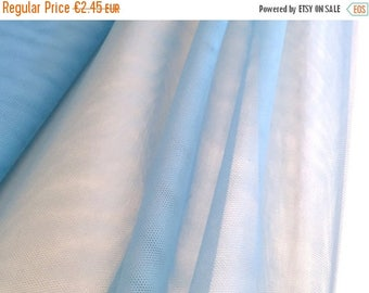 Summer Sale Light blue tulle